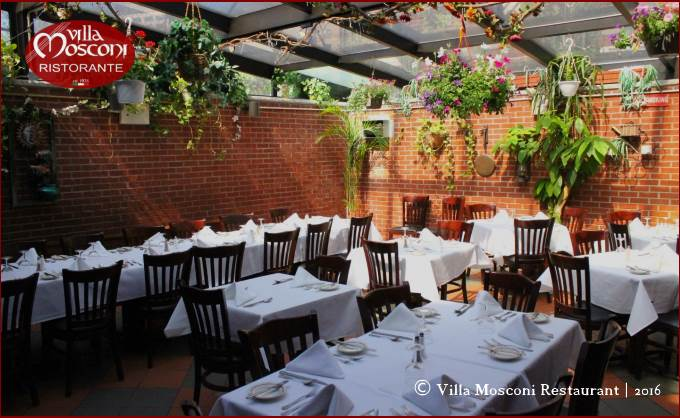 Private dining room new york